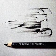 Beautiful work found via @mindblowingarts!! . Follow @dailyartistiq for more . Art by @tajijoseph !!
