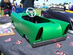 Pedal car greatness