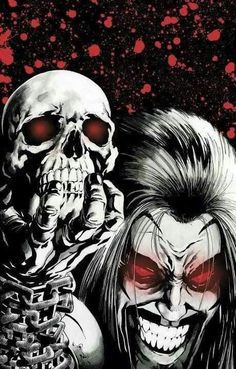 76 Best Da Main Man Lobo Images Wolves Comic Art Comic Books Art
