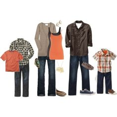 Fall Family Picture Outfit Ideas | Great site with some Fall outfit ideas for family pics | Picture Ideas