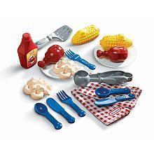 "Little Tikes Backyard Barbecue Picnic Set - Little Tikes - Toys ""R"" Us $9"