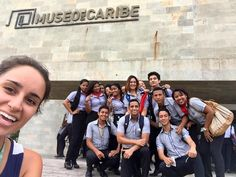 We takin' over: Ayyy Teacher! An impromptu field trip took me to the museum that details the history of the Caribbean region of Colombia  | #APIabroad #ispyAPI #teachabroad #teachincolombia #APItakeover #KerianneinColombia