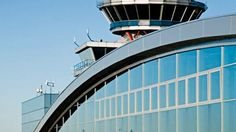 Prague International Airport | Metallic Finish | ALPOLIC®fr - Learn more about the project at: http://www.alpolic-americas.com/en/example-projects/prague-international-airport?utm_source=Pinterest&utm_medium=social&utm_campaign=Alpolic_website_february