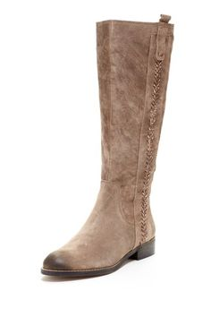 Carlos by Carlos Santana Arcadia Flat Tall Boot by Boot Up on @HauteLook