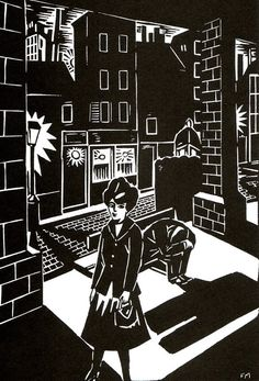 Frans Masereel from The City