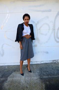 Believe in Style   Life & Style Blog   Grey Skies