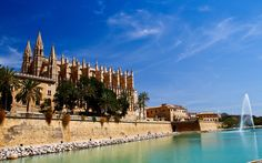 Read our Telegraph Travel expert guide to Palma de Mallorca, including the best places to stay, eat, drink as well as the top attractions to visit, and all of the information that you need to know before you go. Week End En Europe, Great Places, Places To Visit, European Holidays, Les Continents, My Kind Of Town, Short Break, Modern City, Train Rides
