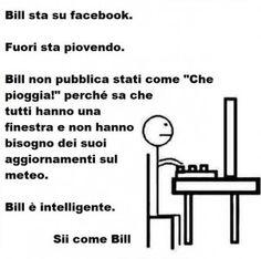 Bill for president