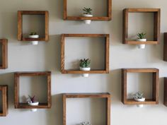 20 Best Wall Mounted Planters Images In 2015 Wall