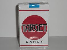 80s candy cigs - thought they were so cool, but shudder at the thought now!