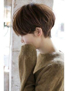 【+~ing】ユルマッシュショート 【随原麻由】 - 24時間いつでもWEB予約OK!ヘアスタイル10万点以上掲載!お気に入りの髪型、人気のヘアスタイルを探すならKirei Style[キレイスタイル]で。