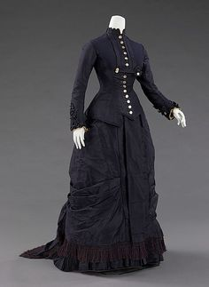 Miss Crouch's School Mistress Dress