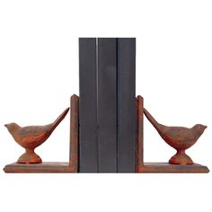 Sparrow Bookend (Set of 2)