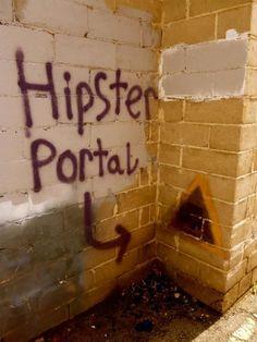 Hipster portal