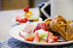 Mountain Cafe - 季節限定-草莓鬆餅 Strawberry Waffle 2014 Winter - 2015 Spring (已結束) - #waffle #strawberry