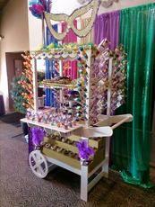 Carretas/ candy Bar