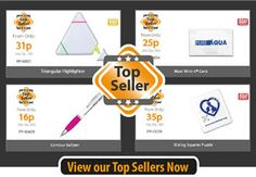 See All Our Top Selling Promotional Products