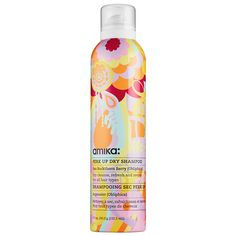 Shop Amika's Perk Up Dry Shampoo at Sephora. This dry shampoo refreshes hair by absorbing excess oil and adding volume. Good Dry Shampoo, Using Dry Shampoo, Greasy Hair Hairstyles, Cool Hairstyles, Hairdos, Fine Hair Tips, Hei Poa, Shampooing Sec, Beauty