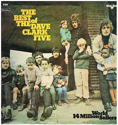 Dave Clark Five - BEST OF THE DAVE CLARK FIVE (LP)