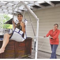 Super Power EZ Pool Lift - Designed for use at private homes and small to medium-sized care facilities