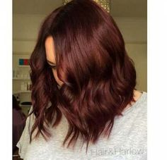 Hair dyed ombre brown haircolor 61 ideasYou can find Red brown hair and more on our website. Dark Red Hair With Brown, Brown Blonde Hair, Light Brown Hair, Dark Hair, Ombre Brown, Dark Red Brown Hair, Red Ombre, Blonde Brunette, Dark Copper Hair