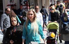 İran'daki 13 günlük nevruz tatilini Türkiye'de değerlendirmek isteyen çok sayıda turist adeta Van'a akın etti.