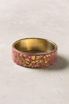 $28 Crackled Mosaic Bracelet, Skinny - Anthropologie.com