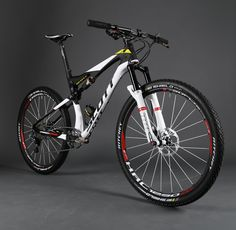 #SCOTT #Bikes SCOTT-Odlo MTB Racing Team Scale 700 RC 2014