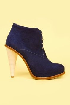 OPENING CEREMONY LACE-UP HEELED BOOTIES - WOMEN - OPENING CEREMONY - OPENING CEREMONY - StyleSays