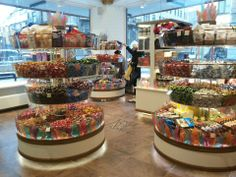 Laima is the largest producer of confectionery in Latvia. Its headquarters are in Riga. It is named for Laima, the feminine deity of fate in Latvian mythology.