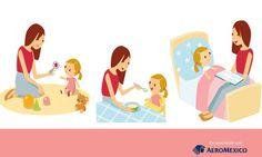 Increíblemente, las mujeres tenemos una personalidad como mamás y una como mujeres. Descubre quién eres como mamá.
