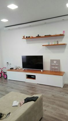 Mueble T.V ,madera palet y DM Flat Screen, Furniture, Blog, Diy, Rustic Furniture, Window Boxes, Headboards, Beds, Yurts