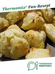 Käsebällchen von sabri. Ein Thermomix ® Rezept aus der Kategorie Backen herzhaft auf www.rezeptwelt.de, der Thermomix ® Community.