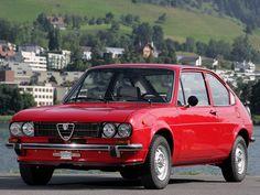 1973–78 Alfa Romeo Alfasud ti (901)