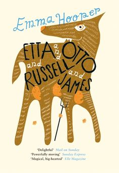 Etta and Otto and Russell and James, by Emma Hooper: Etta is walking across Canada to the sea. Otto and Russell, her husband and friend, have both loved her since they were teenagers.