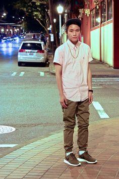 Street Style: International District | Moda and Estilo