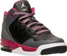 114c03da4f05e9 Girls  Grade School Air Jordan Flight Origin (3.5y-9.5y) Basketball Shoes