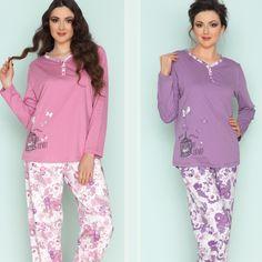 Büyük Beden Bayan Pijamalar..  L, XL, XXL bedenlerinde, Gül Kurusu, Mor renklerinde, %100 Pamuklu Bayan Uzun Kol Pijama 80,00 TL + KDV  http://bambyke.com/Bayan-Uzun-Kol-Pijama-Gul-Kurusu,PR-617.html