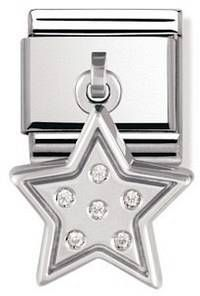 Nomination Charms Tähti 031710-08 Nomination Charms, Charmed, Personalized Items