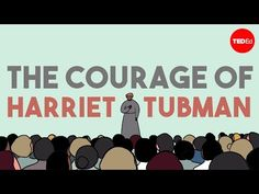 Watch this video to learn about the amazing life of Harriet Tubman and how she escaped slavery, risked everything to save her family, lead a military raid, and became a champion for women's suffrage. Social Studies Activities, Teaching Social Studies, Fight For Freedom, Underground Railroad, Harriet Tubman, Lessons For Kids, Ted Talks, American History, American Women