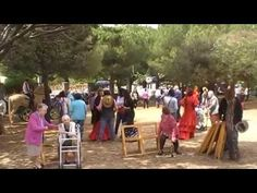 SARANDONGA POR SENDEROS DEL ROCIO EN MACOTERA 2015 - YouTube
