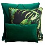 VELVET mała pufa welurowa polski design Mebloscenka Bali, Tropical, Urban, Throw Pillows, Interior, Home, Design, Chic, Shabby Chic