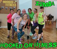 #Zumba x 6! Come on up and join us every Wednesday night at 7pm and starting June 18th every Saturday morning at 9am at the #HookedOnFitness Studio! Come and see what the buzz is all about...  #GroupFitness #PhillyPersonalTrainer #danceparty #FitFam #BestInPhilly Another shot from #HookedOnFitness