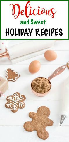 Christmas Sweet Treat Recipes to make with your kids. Four delicious and easy sweet treats that the kids can make and gife as gifts!