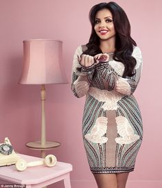 Name Jesy Nelson, 24, from Romford. Instagram followers 1.1m. Which one is she? She's enga...