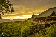 Kiyomizu-dera - Kyoto - Japan. Kiyomizu-dera is an independent Buddhist temple in eastern Kyoto. The temple is part of the Historic Monuments of Ancient Kyoto UNESCO World Heritage site. ©(2013) Chiara Salvadori   www.chiarasalvadori.com   https://www.picturedashboard.com