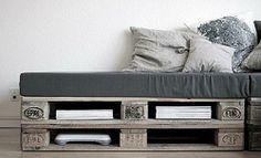 10 rooms – palette furniture