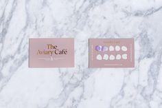 The Aviary Caf́é on Behance