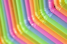 Neon Colors | Neon Colors Rock Bendy Straws Rock!