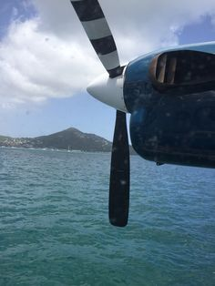 Landing in Christiansted, St. Croix